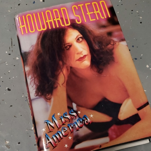 Other - HOWARD STERN miss America book